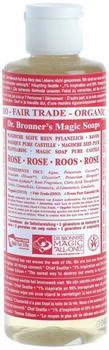Dr. Bronner's Flüssigseife Rose (236ml)