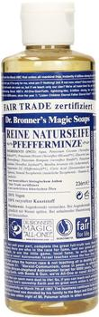 Dr. Bronner's Flüssigseife Pfefferminze (236ml)