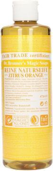 Dr. Bronner's Flüssigseife Zitrus-Orange (473ml)