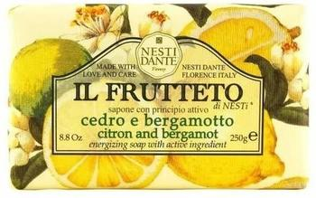 Nesti Dante Il Frutteto Citron & Bergamot Stückseife (250 g)