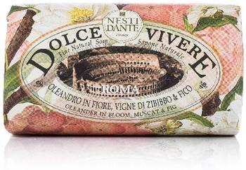 Nesti Dante Dolce Vivere Roma Stückseife (250 G)