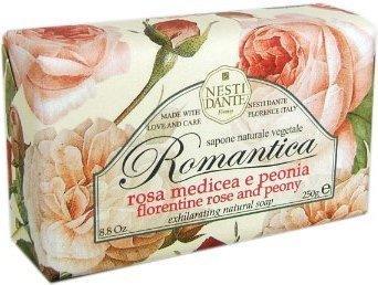 Nesti Dante Romantica Rose & Peony Stückseife (250 g)