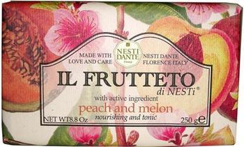 Nesti Dante Il Frutteto Peach & Melon Stückseife (250 g)