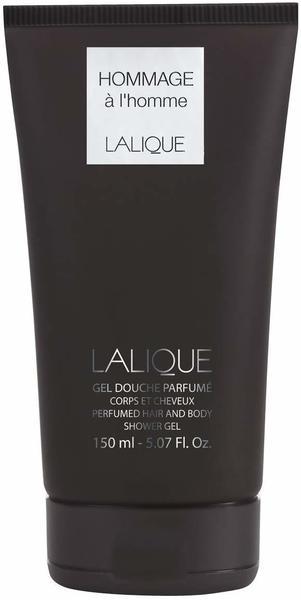 Lalique Hommage à L'Homme Hair & Body Shower Gel (150 ml)