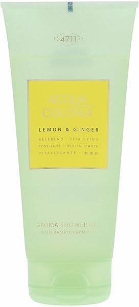 4711 Acqua Colonia Lemon & Ginger Aroma Shower Gel (200 ml)