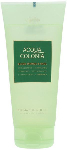 4711 Acqua Colonia Blood Orange & Basil Aroma Shower Gel (200 ml)