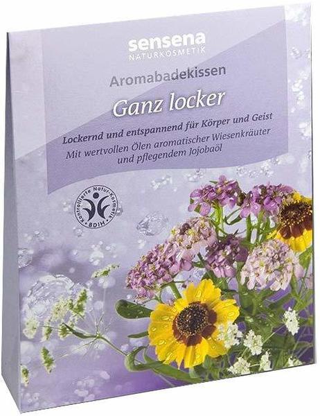 Sensena Aromabadekissen Ganz locker (60 g)