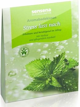 Sensena Aromabadekissen Stress lass nach (60 g)