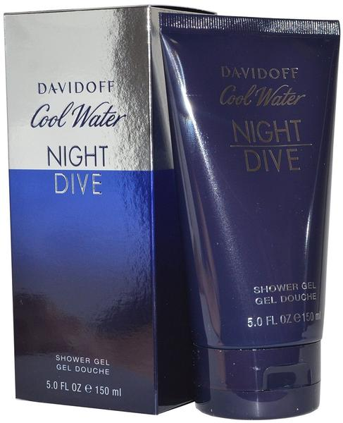 Davidoff Cool Water Night Dive Duschgel (150 ml)