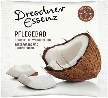 Dresdner Essenz Pflegebad Kokosmilch Ylang Ylang (60 g)