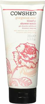 Cowshed Gorgeous Cow Blissful Shower Scrub (200 ml)