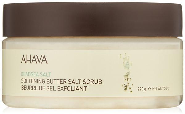 Ahava Dead Sea Salt Softening Butter Scrub Körperpeeling (235 g)