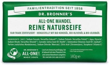 Dr. Bronner's Stückseife Mandel (140g)