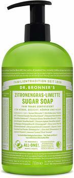 Dr. Bronner's Flüssigseife Zitronengrass (710ml)
