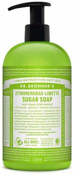 Dr. Bronner's Shikakai Seife Zitronengrass-Limette (355ml)