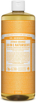 Dr. Bronner's Flüssigseife Zitrus-Orange (946ml)