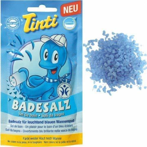 Tinti Badesalz blau (60g)