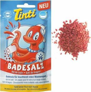Tinti Badesalz rot (60g)