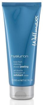 Wellmaxx Hyaluron Body Fresh Duschpeeling (200ml)