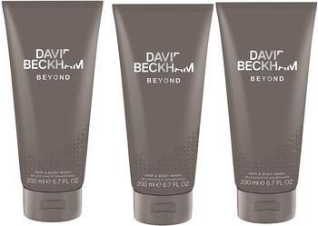 David Beckham Beyond Shampoo & Showergel (200ml)