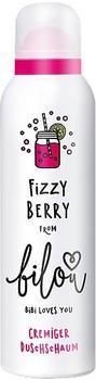 Bilou Fizzy Berry Cremiger Duschschaum (200ml)