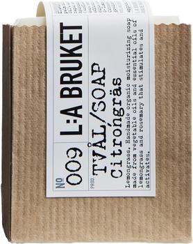 L:A Bruket No. 009 Bar Soap Lemongrass (120g)