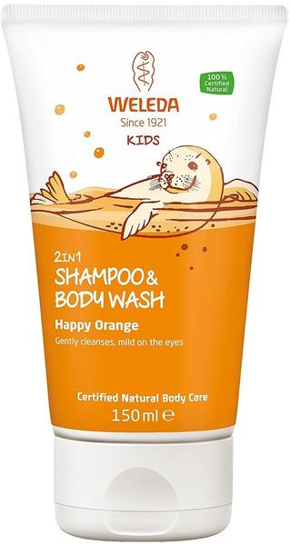 Weleda Kids 2in1 Shower & Shampoo