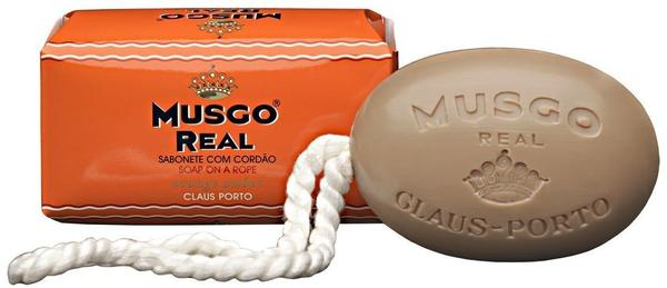 Claus Porto Musgo Real Soap On A Rope Orange Amber (190 g)