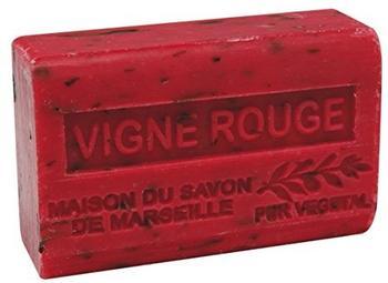 Maison du Savon Provence Seife Vigne Rouge (125g)
