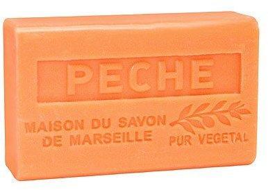 Maison du Savon Provence Seife Peche Pfirsich (125g)