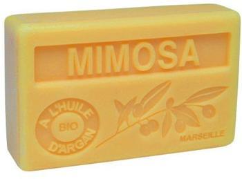 Maison du Savon Bio Arganöl Seife Mimosa (100g)