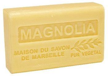Maison du Savon Provence Seife Magnolia (Magnolie) Karité (125g)