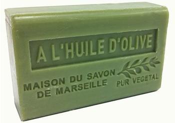 Maison du Savon Provence Seife Olivenöl (Huile d'Olive) Karité (125g)