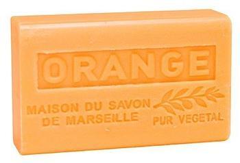 Maison du Savon Provence Seife Orange (Orangenduft) Karité (125g)