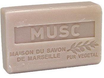 Maison du Savon Provence Seife Musc (Moschus) Karité (125g)
