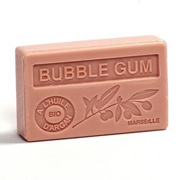 Maison du Savon Bio Arganöl Seife Bubble Gum (100g)