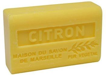 Maison du Savon Provence Seife Citron (Zitrone) Karité (125g)