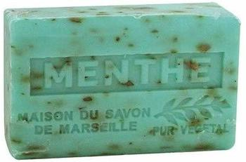 Maison du Savon Provence Seife Menthe Broyee (Minze) Karité (125g)