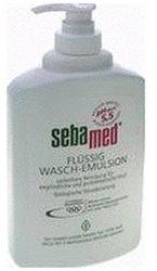 Sebamed Flüssig Wasch-Emulsion mit Spender (400 ml)