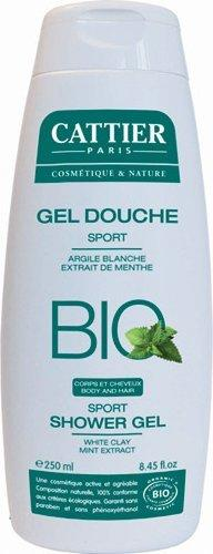 Cattier Sport Shower Gel (250 ml)