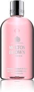 Molton Brown Delicious Rhubarb & Rose Bath 6 Shower Gel (300ml)