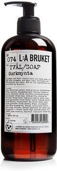 L:A Bruket Cucumber Mint No. 74 Liquid Soap (450ml)