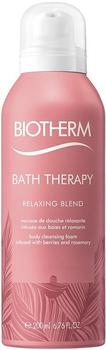 Biotherm Bath Therapy Relaxing Blend Body Cleansing Foam (200ml)