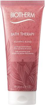Biotherm Bath Therapy Relaxing Blend Smoothing Scrub (200ml)