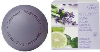 Speick Wellness Soap Dusch + Badeseife Lavendel & Bergamotte (200g)