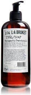 L:A Bruket Bergamot Patchouli No. 104 Liquid Soap (250ml)