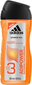 Adidas Adipower for Men Shower Gel Duschgel (250ml)