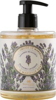 Panier des Sens Liquid Marseille Soap Relaxing Lavender (500ml)