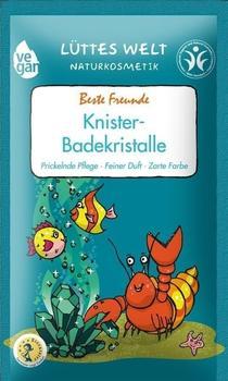 Lüttes Welt Beste Freunde Knister-Badekristalle (80g)