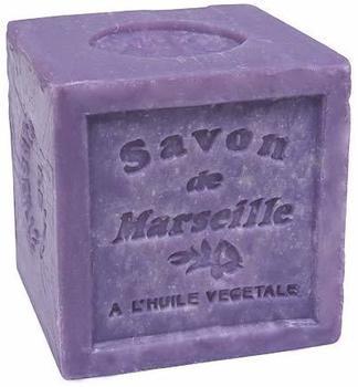Maison du Savon Savon de Marseille Seifenblock Lavendel 72% Pflanzenöl (300g)
